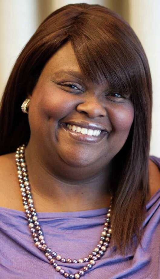 COURTESY: MELISSA BLISS/SHABBY CHIC PHOTOGRAPHY AGENT FOR CHANGE: Dawniel Patterson-Winningham encourages woman to take charge of their lives.