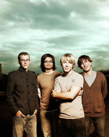 "Tenth Avenue North, Tuesday, 7 p.m. Praise-and-worship and pop/rock meet in the music of Florida-bred contemporary-Christian band Tenth Avenue North. Like a whole lot of bands, the group got together while in college. Unlike a whole lot of bands, the Dove Award-winning Tenth Avenue North has stayed together, releasing independent records before hitting with albums including ""Over and Underneath,"" ""The Light Meets the Dark"" and the CD/DVD combo ""Live: Inside and In Between."" And, the bass player, Ruben Juarez III, is a San Antonio native. COURTESY PROVIDENT LABEL GROUP"