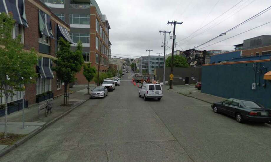 Looking west from Ninth Avenue and Thomas Street. Photo: Google Street View