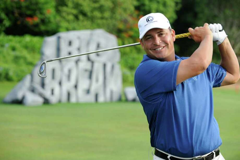 Anthony Rodriguez is trying to regain PGA Tour card. Photo: Courtesy Photo / Golf Channel