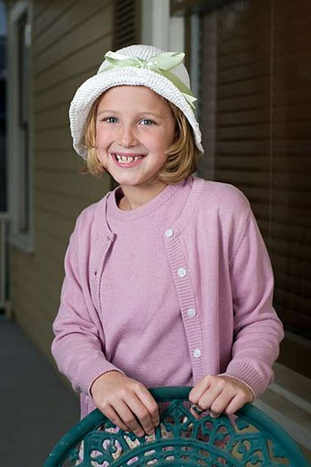 AMERICAN MODEL: Charlotte Richard will model at the American Girl show. Photo: Courtesy