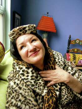 Local writer Sandra Cisneros will host a 55th birthday party fundraiser to benefit her Macondo Foundation, a non-profit literary organization. Photo: Photo By Ray Santisteban