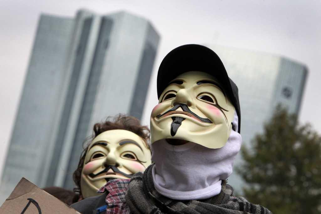 Anonymous The Digital Robinhood