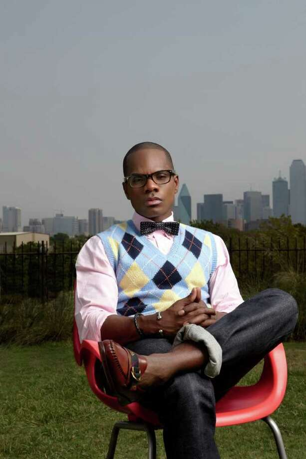 "Gospel singer Kirk Franklin is the author of ""The Blueprint."" Credit: Gotham books"