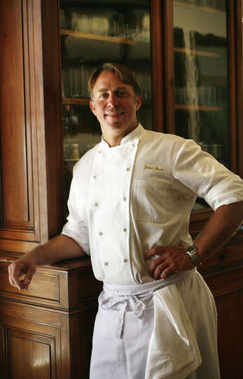 Chef John Besh Owner Of Luke Restaurant And Author Of Quot My