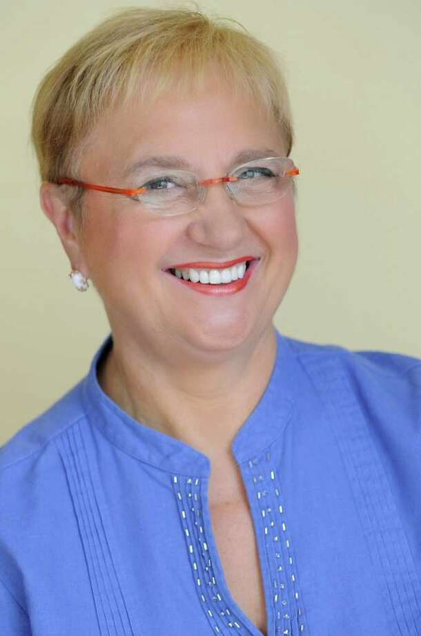 "Lidia Bastianich will be signing copies of her new book ""Lidia's Italy in America"" at the Fairway Market in Stamford on Saturday, November 5 at 11 a.m. Photo: Contributed Photo"