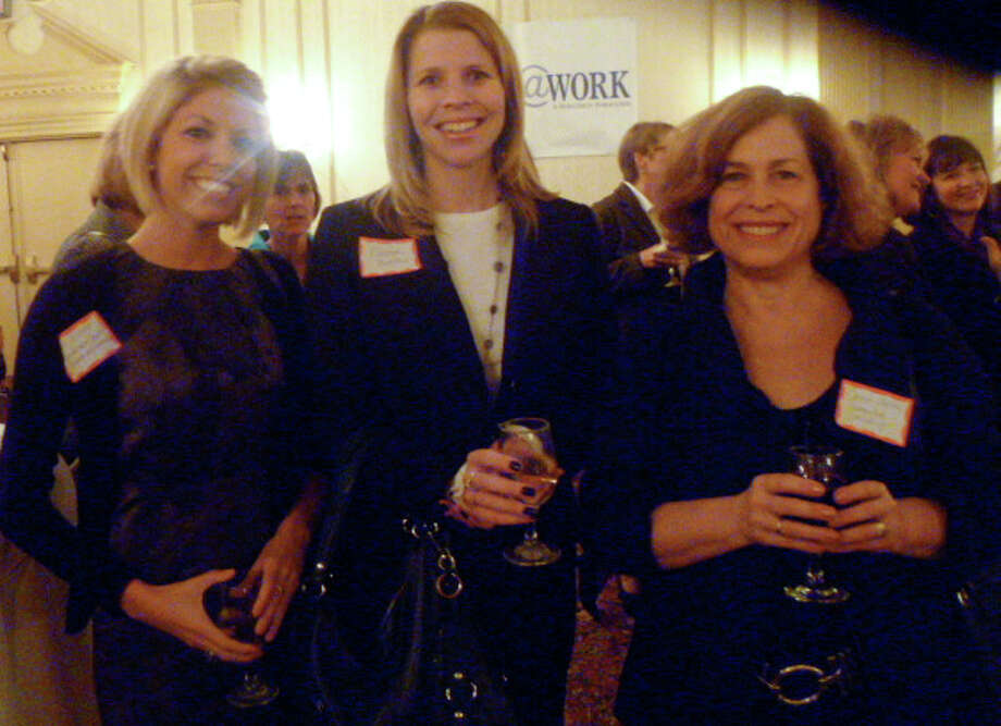 Were you Seen at the Women@Work launch party at The Desmond on Tuesday, Nov. 1, 2011? Photo: Lauren Servello