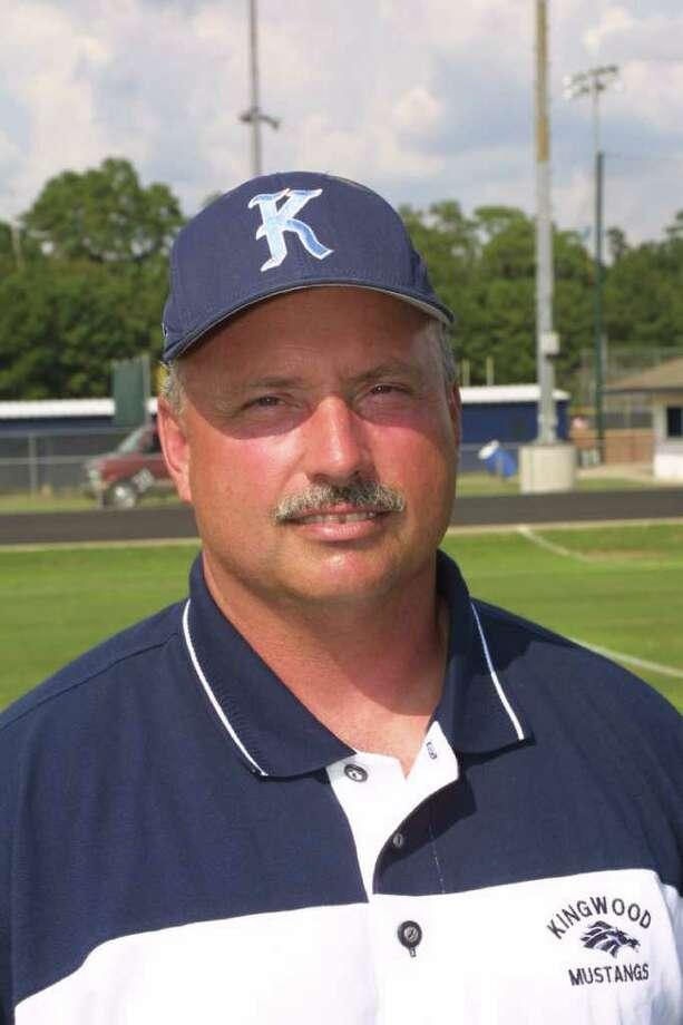 Kingwood Coach Dougald McDougald