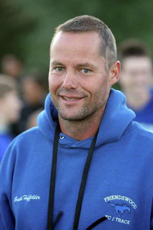 Friendswood head coach Steve Haffelder Photo: Thomas Nguyen / Freelance