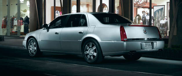 "Cadillac DTS: 2005-2011The Cadillac STS will also be saying goodbye after the current model year. Cadillac plans a new luxury ""XTS"" model for next year to replace the DTS and STS.  Photo: Cadillac"