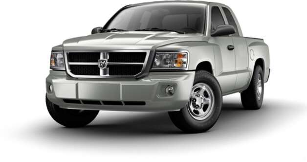 Dodge Dakota: 1987 - 2011 Photo: Dodge