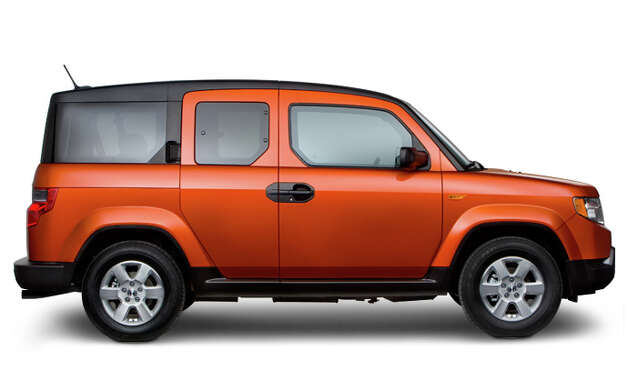 Honda Element: 2003 - 2011 Photo: Honda