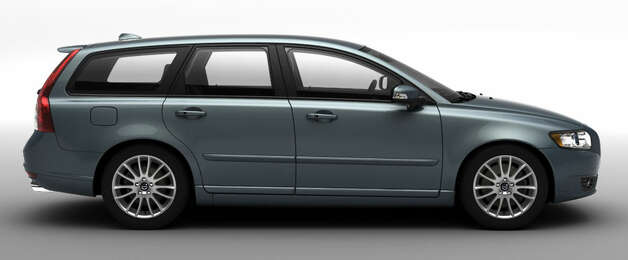 Volvo V50: 2005 - 2011The XC70 is now the only Volvo station wagon being sold in America, though the company says that model is unlikely to be discontinued.  Photo: Volvo