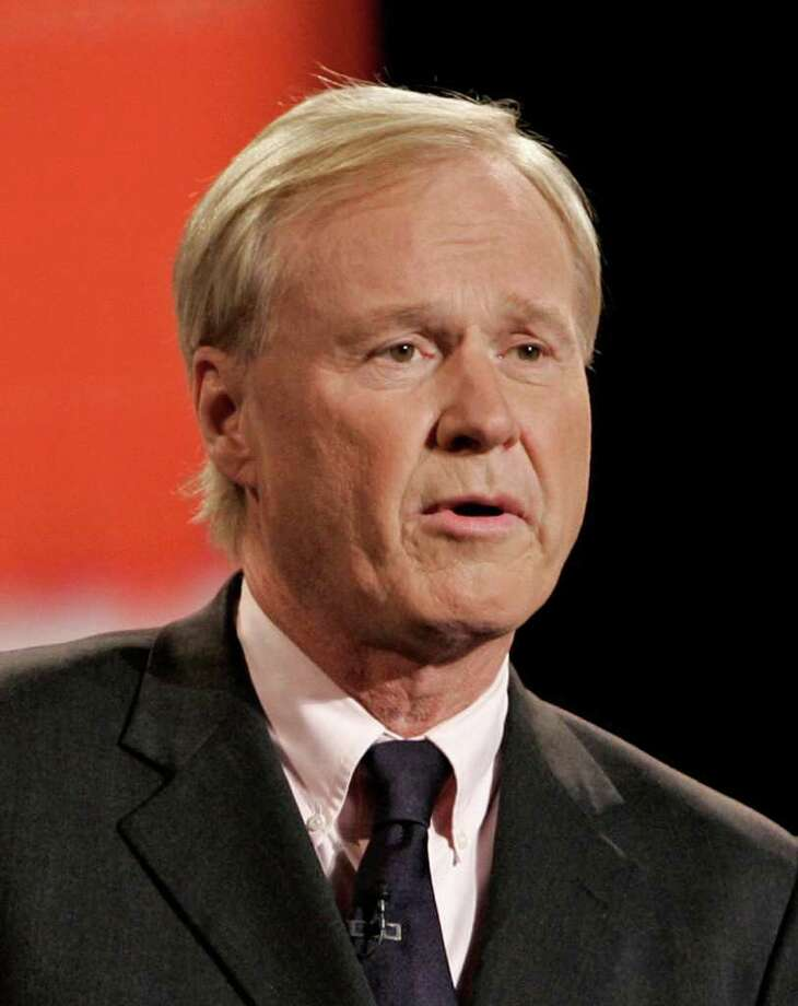 "July 31: MSNBC host Chris Matthews calls Cruz a ""political terrorist,"" causing even more backlash than usual by conservatives against the network. Photo: Carlos Osorio, AP / AP"