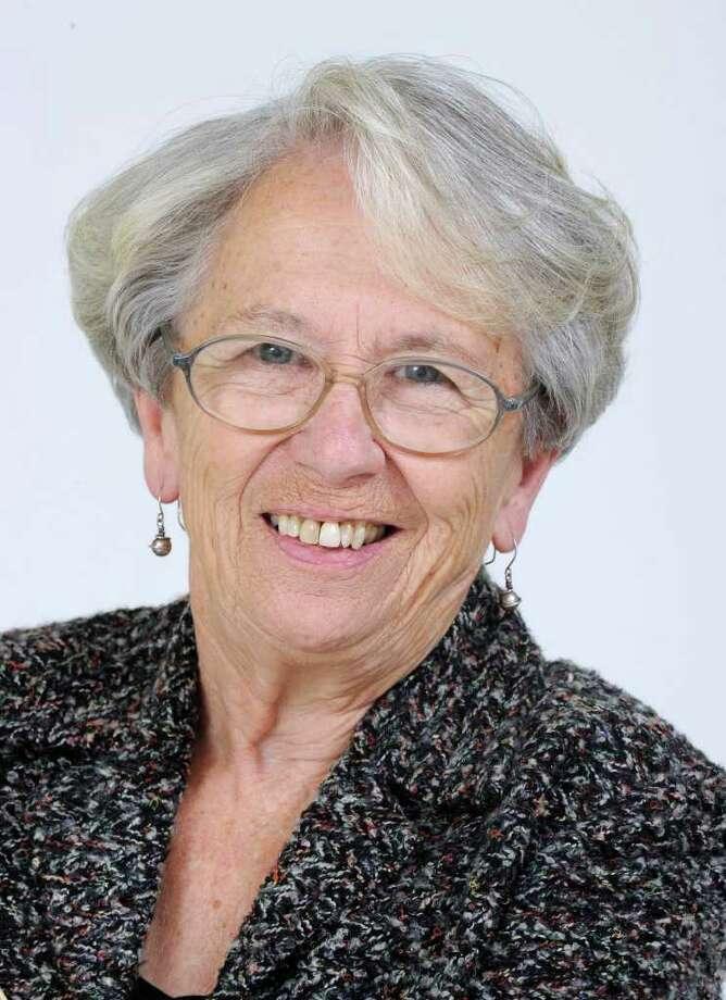 Lynn Taborsak, Democratic candidate for mayor of Danbury. Photo taken Friday, Oct. 28, 2011. Photo: Carol Kaliff