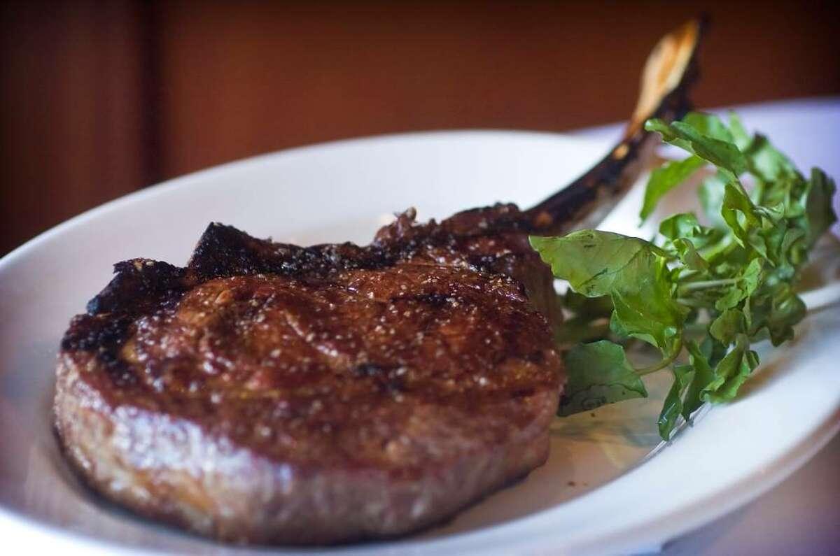 Blackstones Steakhouse - 181 Main Street 3.5/5 stars | 96 reviews | $$$ |Website Recent review: