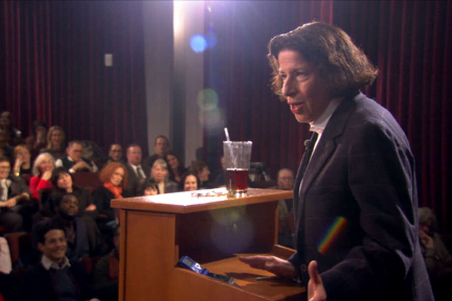 "Fran Lebowitz in ""Public Speaking."" / Courtesy Rialto Pictures/ Sikelia Productions."
