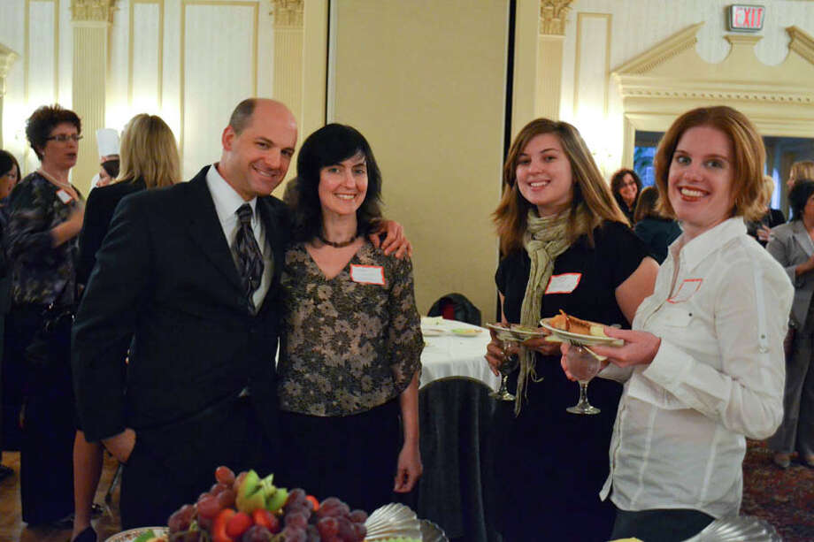 Were you Seen at the Women@Work launch party at The Desmond on Tuesday, Nov. 1, 2011? Photo: Colleen Ingerto