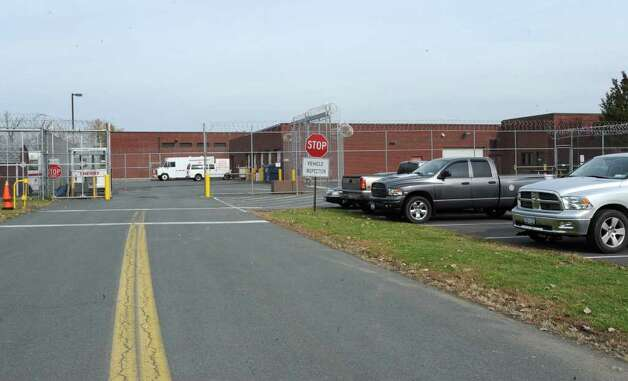 Exterior of the Rensselaer County Jail in Troy, N.Y. Thursday, Nov. 3, 2011. (Lori Van Buren / Times Union Photo: Lori Van Buren