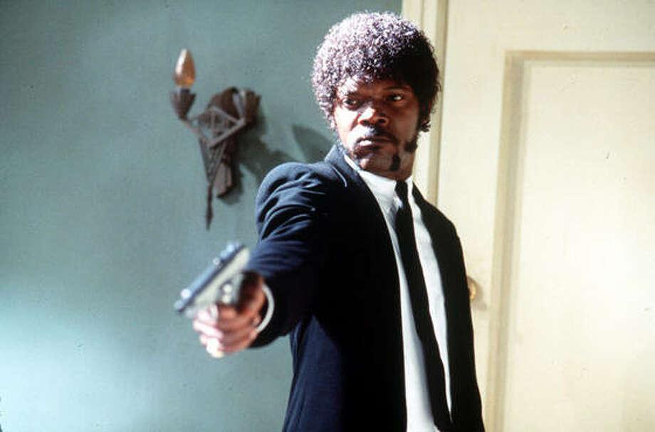 "Jules Winnfield (Samuel L. Jackson) - ""Pulp Fiction"" Photo: Movie"