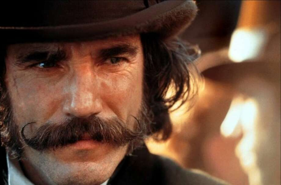 """Gangs of New York,"" starring Daniel Day-Lewis as Bill the Butcher, came out in 2002.  Photo: Movie"