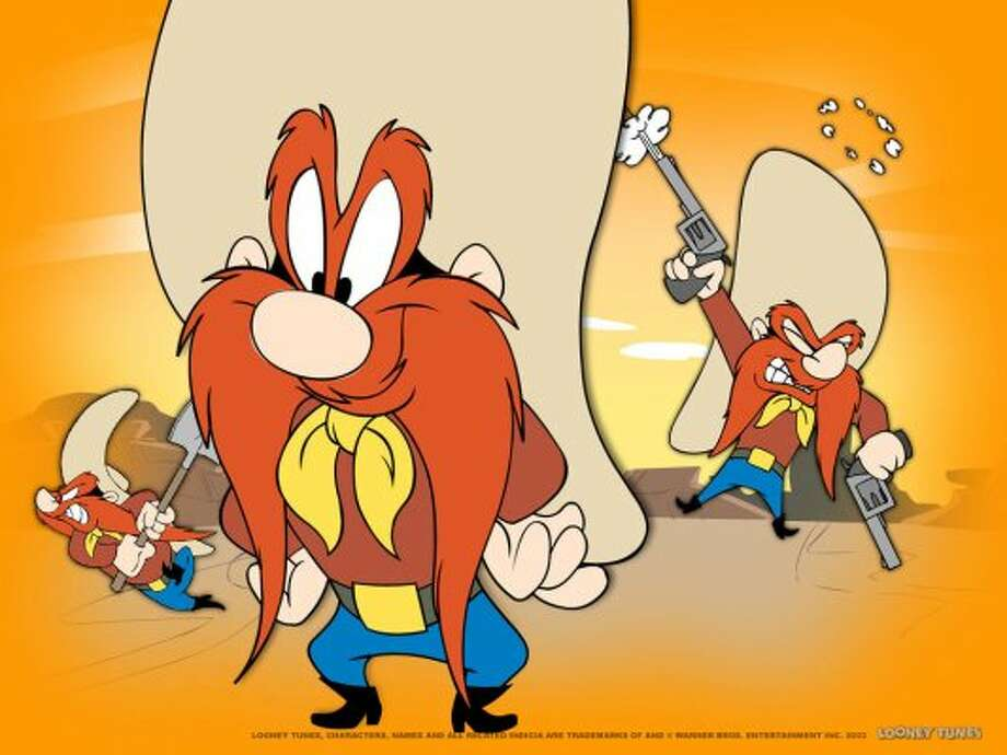 Yosemite Sam | The mask. | Rating: 7. Photo: Movie