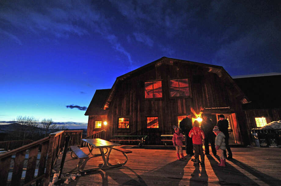 Gorrono's Sleigh Ride Dinner at Telluride Ski Resort /