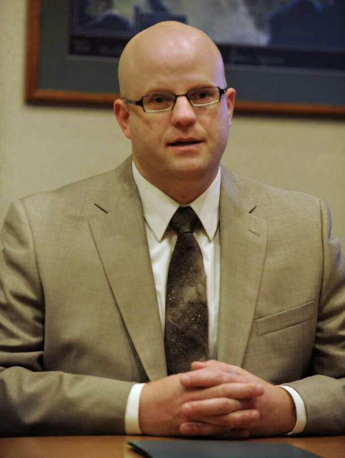 Joe Abelove, Republican candidate for Rensselaer County District Attorney (Lori Van Buren / Times Union) Photo: Lori Van Buren