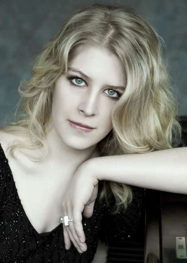 Pianist Leann Osterkamp, a native of Boulder, Colo., will perform Sunday, Nov. 6, at the Quick Center. Photo: Contributed Photo
