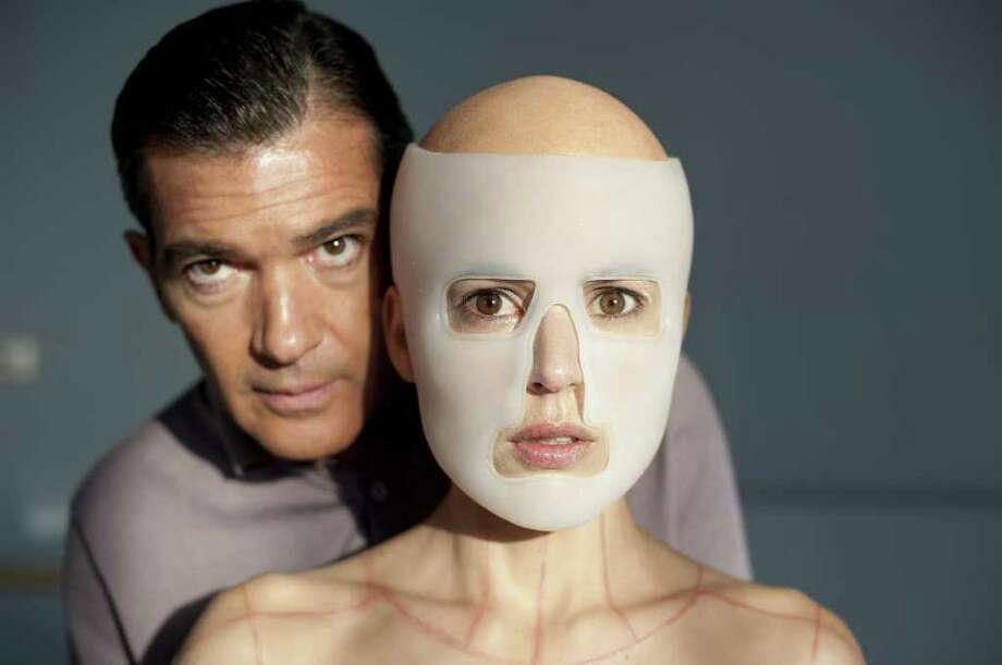 Antonio Banderas stars as Robert Ledgard and Elena Anaya stars as Vera in Sony Pictures Classics' The Skin I Live In (2011)