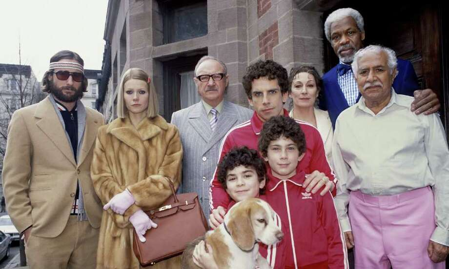 The hawk from 'The Royal Tenenbaums' was kidnappedAnderson's animal woes don't end there. The original hawk in 2001's 'The Royal Tenenbaums' was reportedly kidnapped (hawknapped?) and held for ransom. The rest of the movie was filmed with a different hawk.    Photo: JAMES HAMILTON / WEB SITE