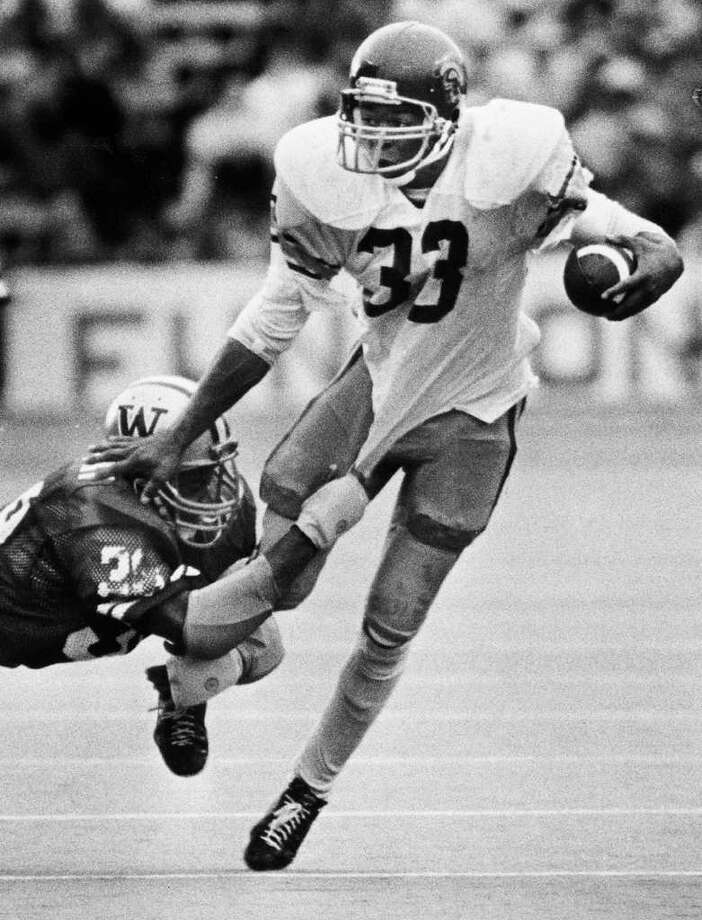No. 5, Nov. 14, 1981 – Washington 13, USC 3.