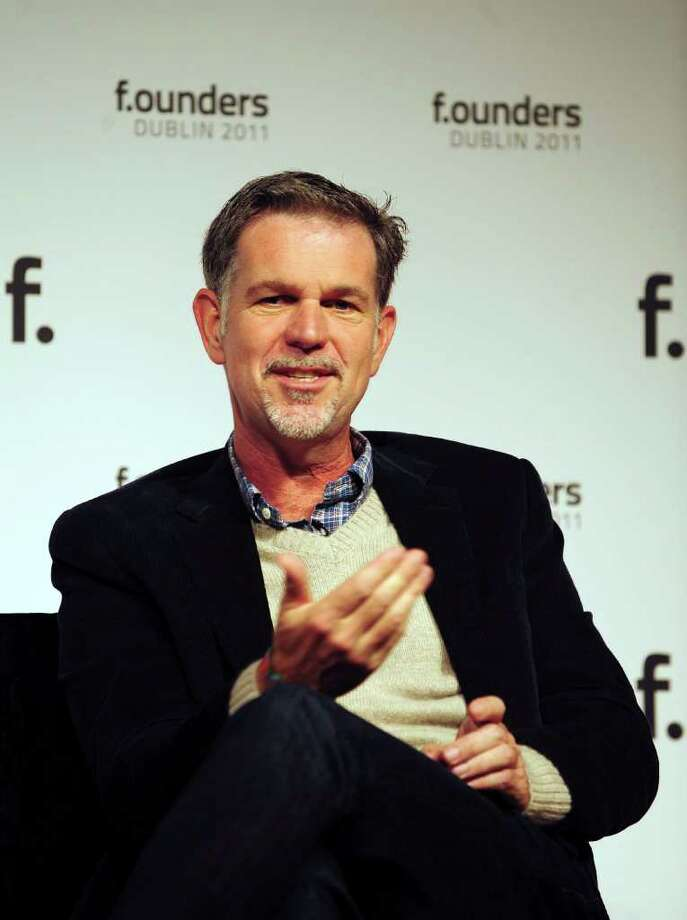 Aidan Crawley: Bloomberg TARNISHED: Mistakes by Reed Hastings wiped out $12 billion of Netflix's value. Photo: Aidan Crawley / © 2011 Bloomberg Finance LP