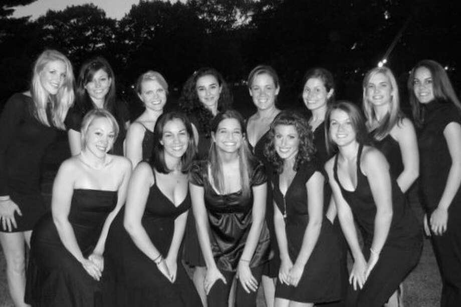 "The UConn Chordials will compete in the ""Bijou Blender"" a cappella event Nov. 12 in Bridgeport. Photo: Contributed Photo"