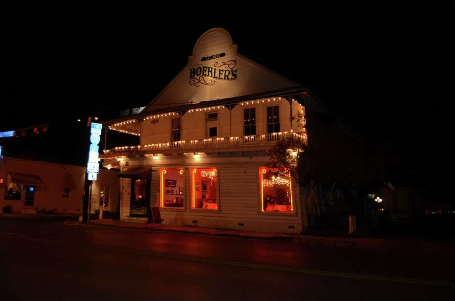 Family owned and operated for 160 years, Boehler's offers a laid back, friendly atmopshere with orginial eats and drinks and live music performances on the weekends. Photo: ROBIN JOHNSON, SPECIAL TO THE EXPRESS-NEWS / SAN ANTONIO EXPRESS-NEWS