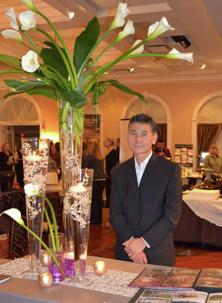 Were you Seen at the Vow Wedding Show at Glen Sanders Mansion on Thursday, Nov. 3, 2011?