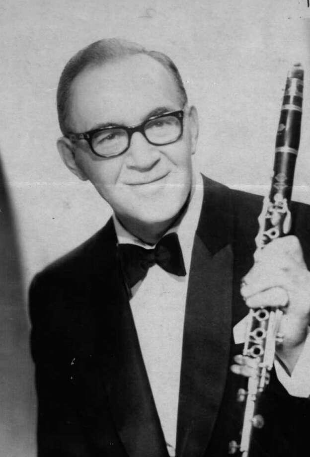 Benny Goodman, the King Swing. 6/13/1980. -2- McBride. Photo: None