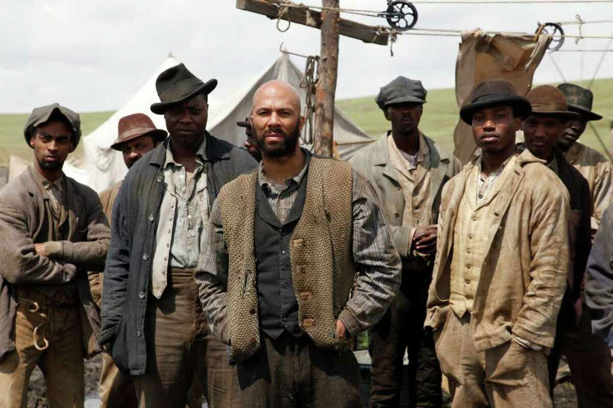 """""""Hell On Wheels"""" The final season of AMC's sleeper hit, Hell on Wheels is upon us and with it is all of the work that has been done on the first transcontinental railroad. With everyone standing in his way Cullen Bohannon has a dangerous job to do surrounded by treachery, corruption, and even murder."""