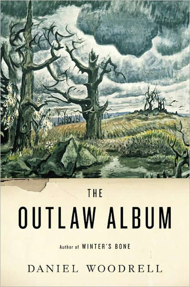 Cover for The Outlaw Album, by Daniel Woodrell Photo: Xx