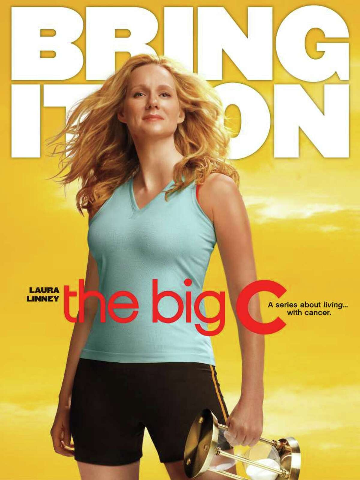 Laura Linney as Cathy in The Big C.