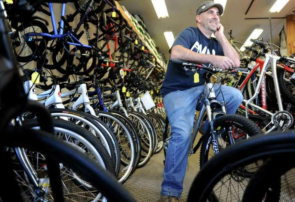 Milford bicycle shop