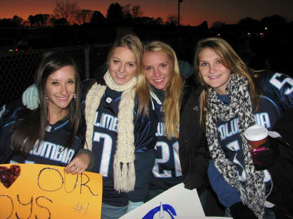 Were you Seen at the Columbia vs.Shenendehowa Class AA Super Bowl game on Friday, Nov. 4, 2011?