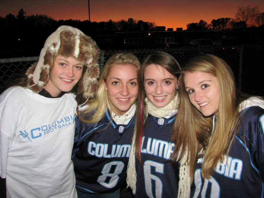 Were you Seen at the Columbia vs.Shenendehowa Class AA Super Bowl game on Friday, Nov. 4, 2011? Photo: Kristi Gustafson Barlette/Times Union