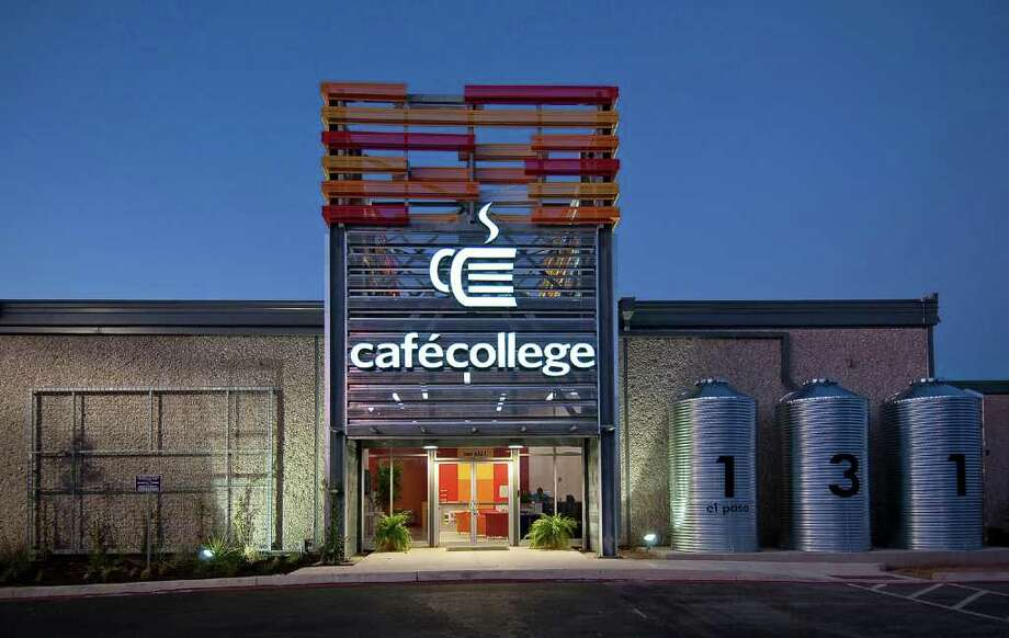 RVK Architects and the Café College won the Mayor's Choice Award. Photo: Courtesy Photo