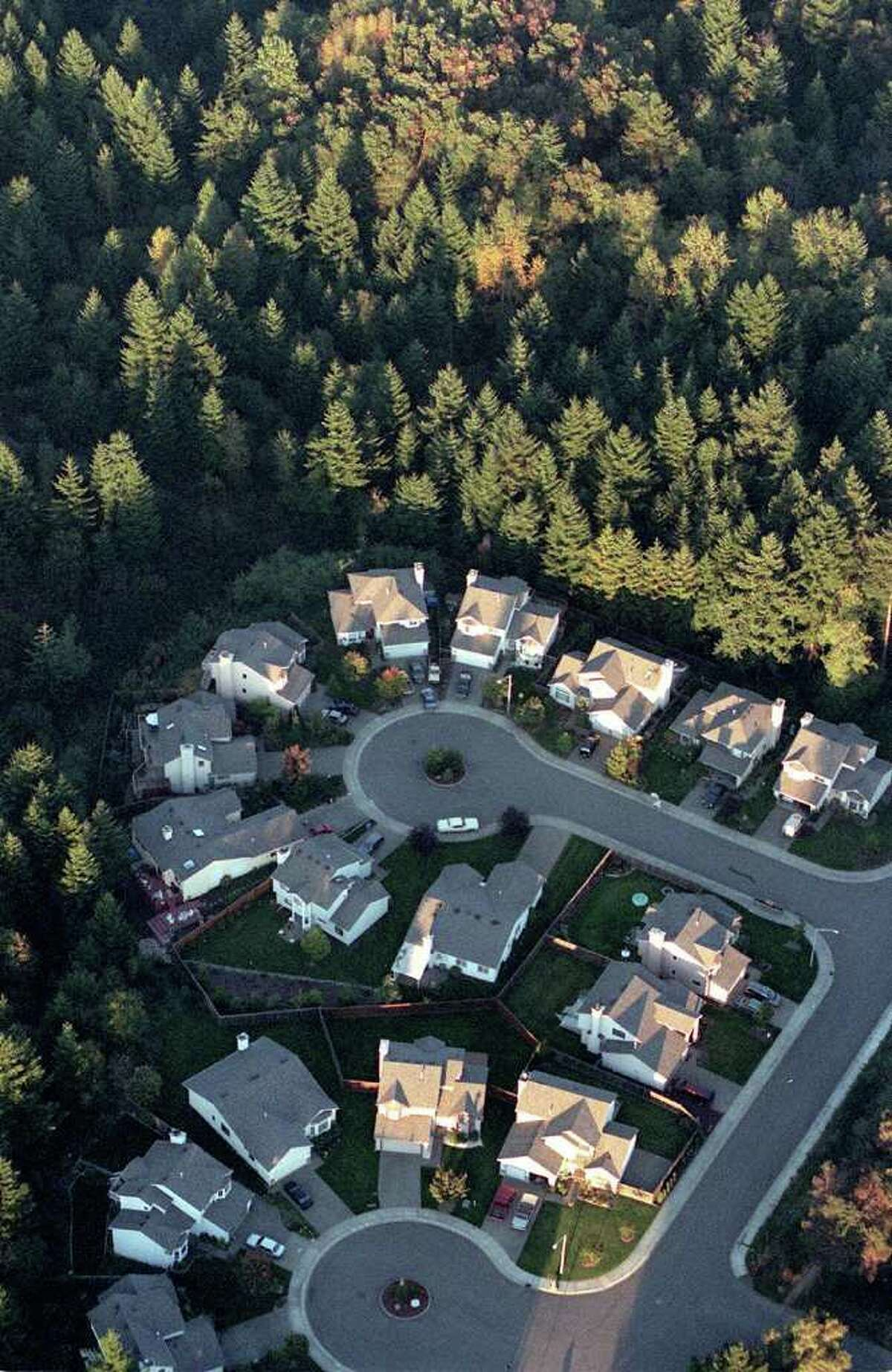 8. Federal Way had a median house size of 1,640 square feet, with three bedrooms and two bathrooms, on a 9,000-square-foot lot, according to a Realtor.com analysis of houses for sale in September.