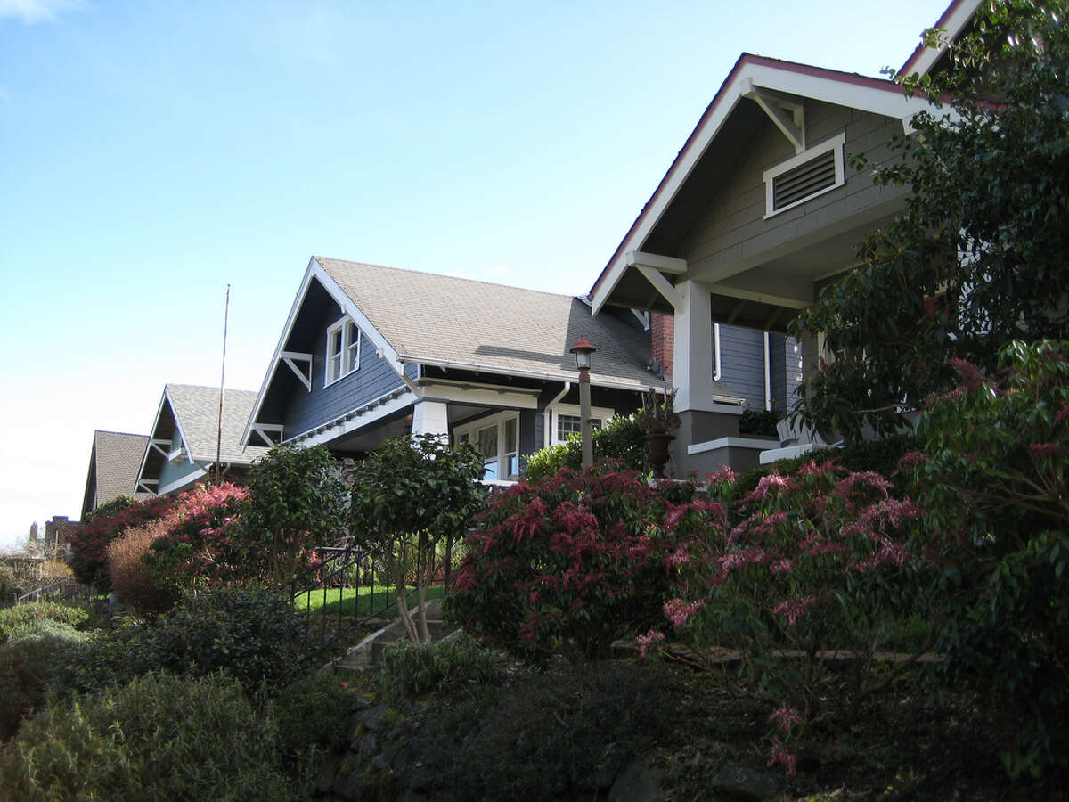 9. Tacoma had a median house size of 1,623 square feet, with three bedrooms and 1.75 bathrooms, on a 6,534-square-foot lot, according to a Realtor.com analysis of houses for sale in September.