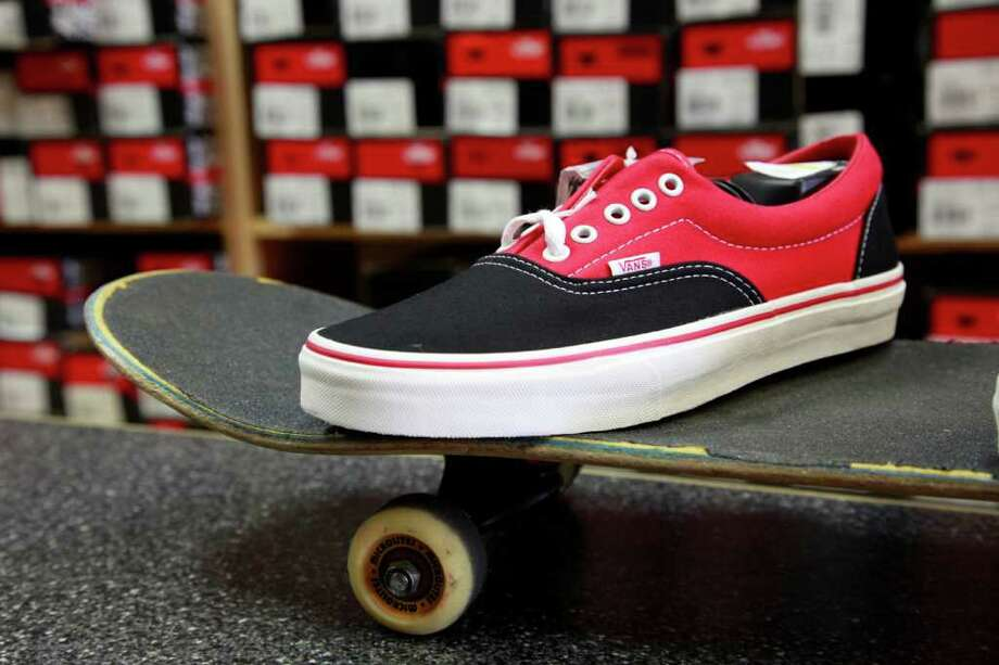 5d13eb76ef Vans shoes co-founder dies - Times Union