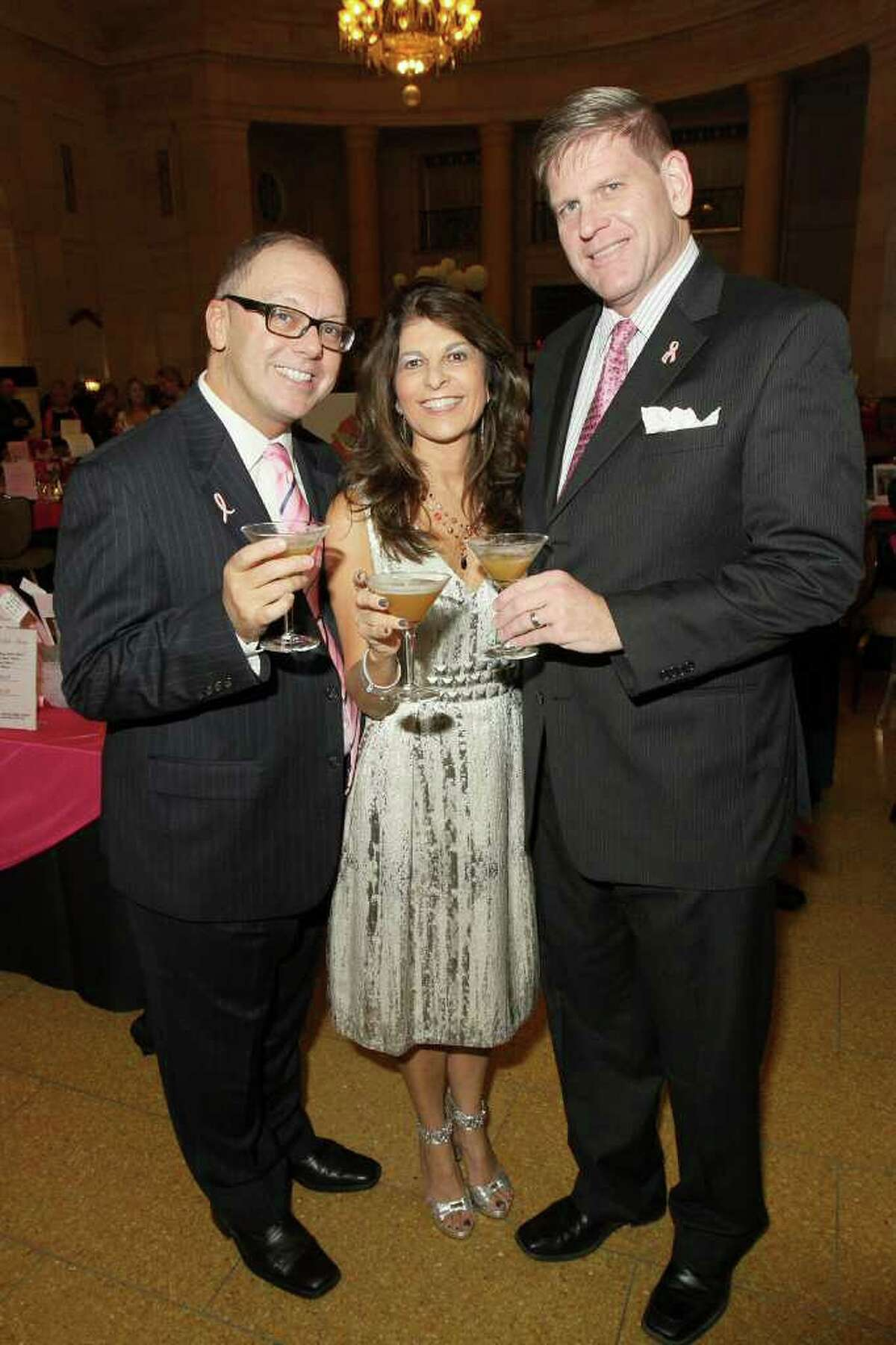 Were you Seen at The 7th Annual Pink Ball to benefit To Life! on Friday, Nov. 4, 2011?