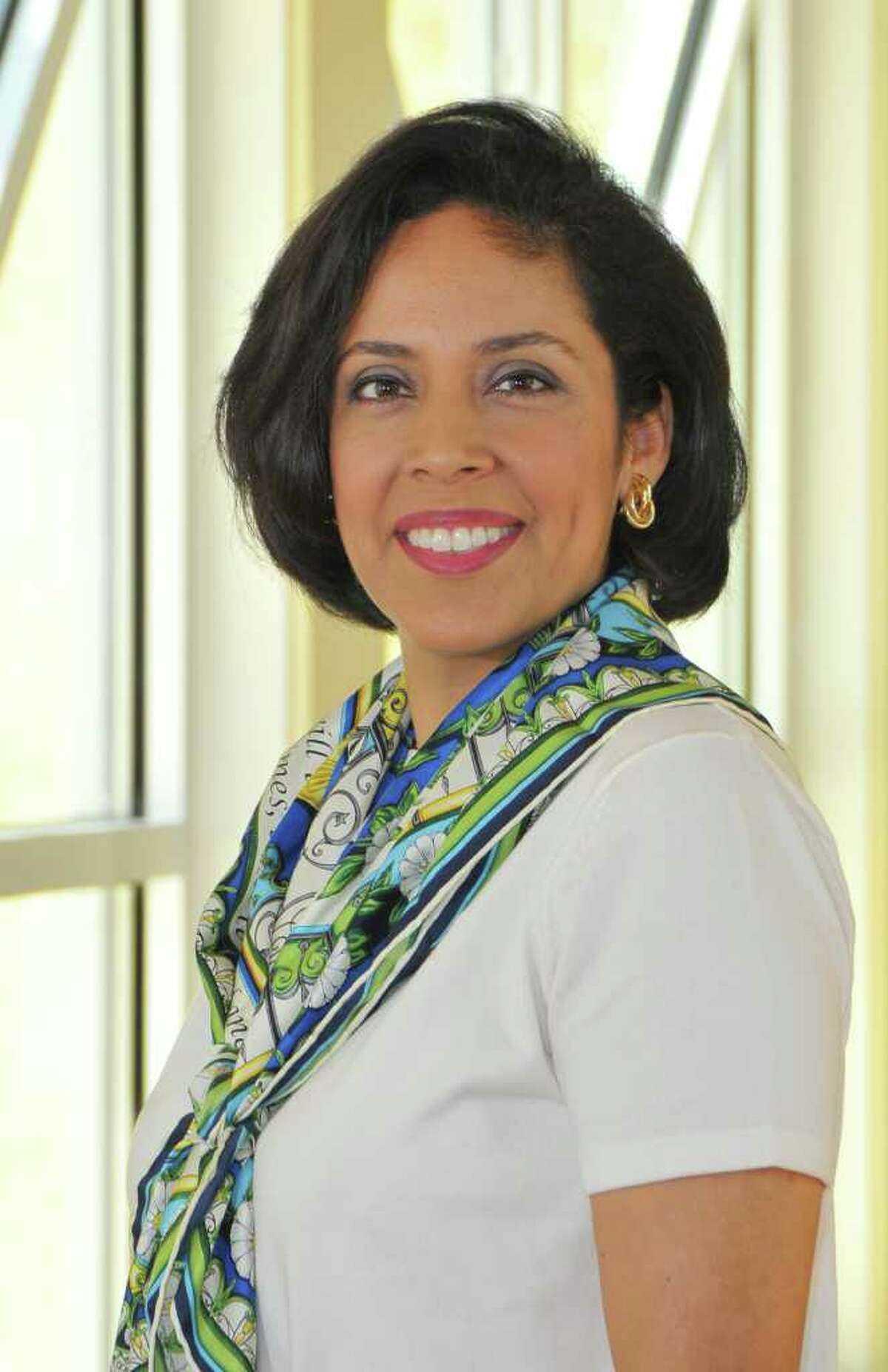Anna Maria Chavez, a first generation Mexican-American who leads the Southwest Texas Council, is becoming the Girl Scouts of America chief executive as the group turns 100 years old.