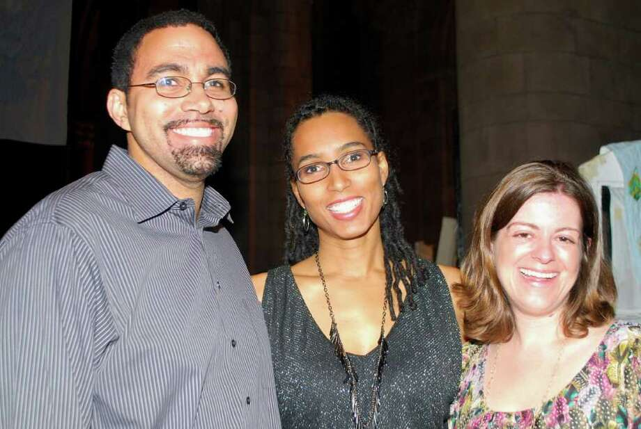 """Were you Seen at Historic Albany Foundation's """"BUILT: Albany's Architecture Through Artists' Eyes"""" benefit on Saturday, Nov. 5, 2011? Photo: Silvia Meder Lilly"""